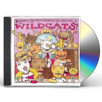 Randy Sandke WILDCATS CD