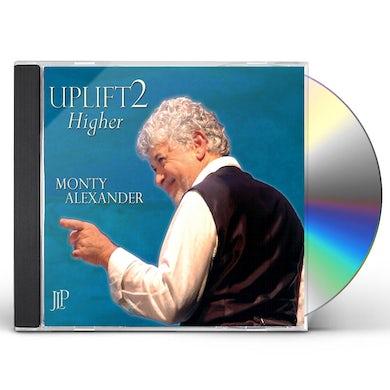 Monty Alexander UPLIFT 2: THE GREAT TRIO CD