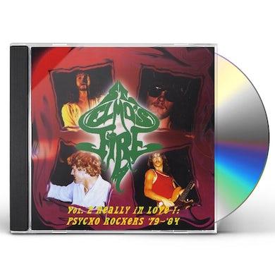 St. Elmo's Fire REALLY IN LOVE!: PSYCHO ROCKERS 1979-84 2 CD