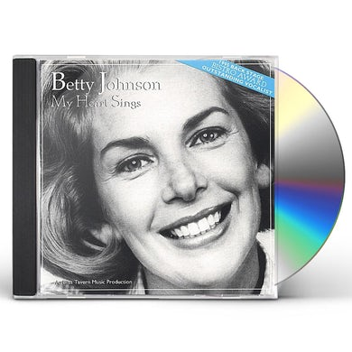 Betty Johnson MY HEART SINGS CD