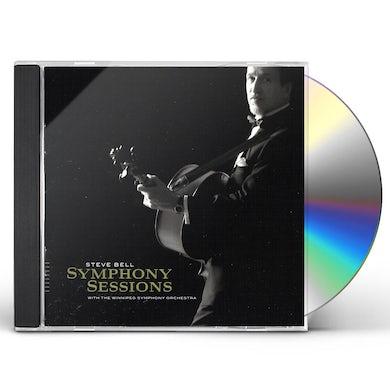 Steve Bell SYMPHONY SESSIONS CD