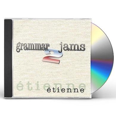 Etienne GRAMMAR JAMS 2 CD