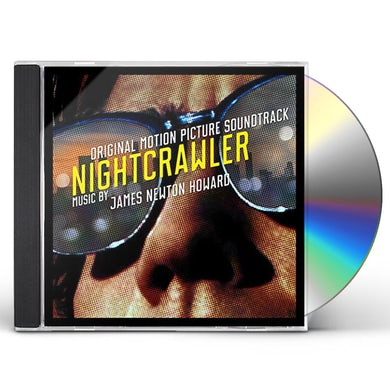 James Newton Howard NIGHTCRAWLER CD