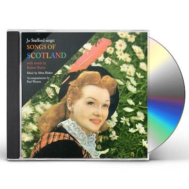 Jo Stafford SONGS OF SCOTLAND CD