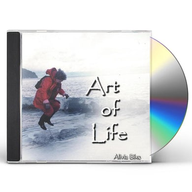Alivia Biko ART OF LIFE CD