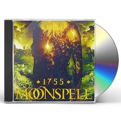 Moonspell 1755 CD
