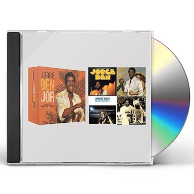 Jorge Benjor ERA UMA VEZ A BANDA DO ZE PRETINHO (1978-1981) CD