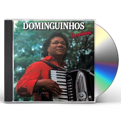 Dominguinhos GARANHUS CD
