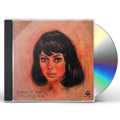 Eliana Pittman ESTRELA E LUA NOVA (1969) CD