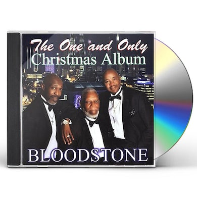Bloodstone ONE & ONLY CHRISTMAS ALBUM CD