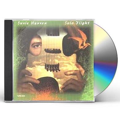 Susie Hansen SOLO FLIGHT CD
