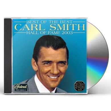 Carl Smith BEST OF THE BEST CD
