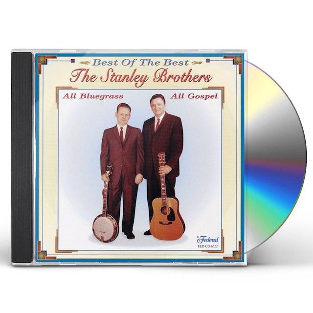 Stanley Brothers BEST OF THE BEST OF GOSPEL CD