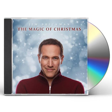 Jim Brickman The Magic Of Christmas CD