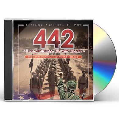 Kitaro 442: EXTREME PATRIOTS OF WWII / Original Soundtrack CD