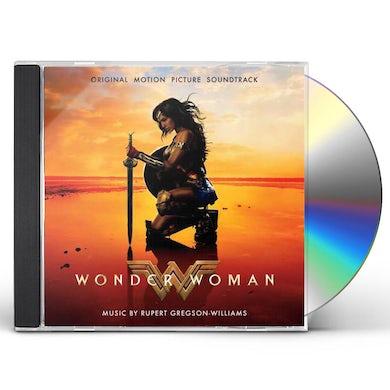 Harry Gregson-Williams WONDER WOMAN (SCORE) / Original Soundtrack CD