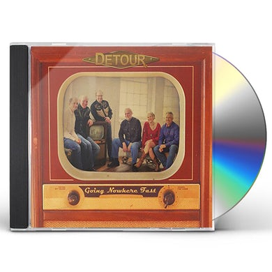Detour GOING NOWHERE FAST CD