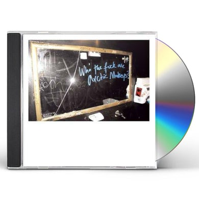 Who The F*** Are Arctic Monkeys? CD