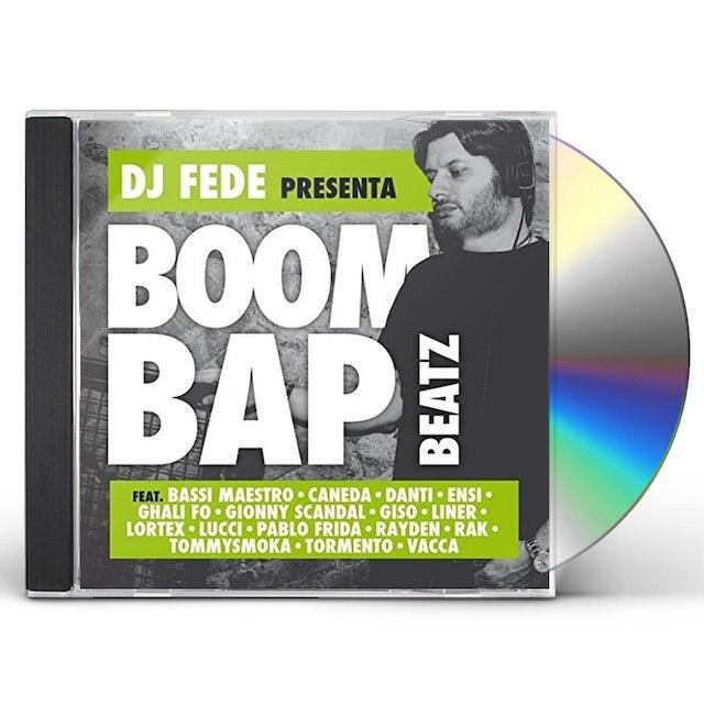 Dj Fede BOOM BAP BEATZ CD