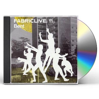 Bent FABRIC LIVE 11 CD