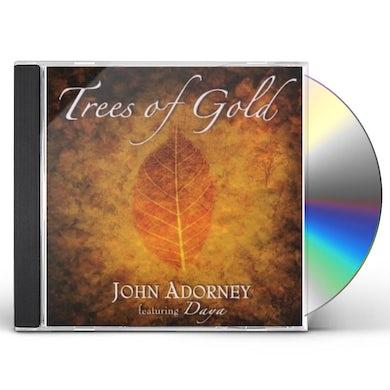 John Adorney TREES OF GOLD CD