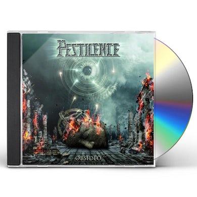Pestilence OBSIDEO CD