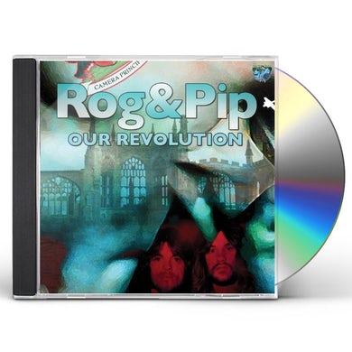 Rog & Pip OUR REVOLUTION CD