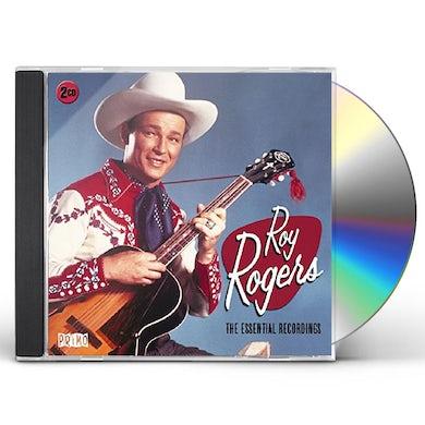 Roy Rogers ESSENTIAL RECORDINGS CD