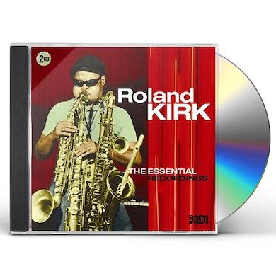 Roland Kirk ESSENTIAL RECORDINGS CD