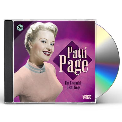 Patti Page ESSENTIAL RECORDINGS CD