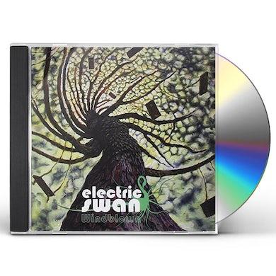 Electric Swan WINDBLOWN CD