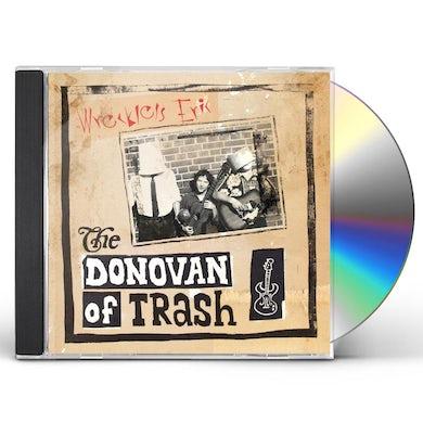Wreckless Eric DONOVAN OF TRASH CD