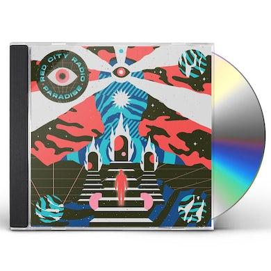 Red City Radio PARADISE CD