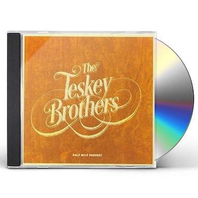 The Teskey Brothers Half Mile Harvest CD