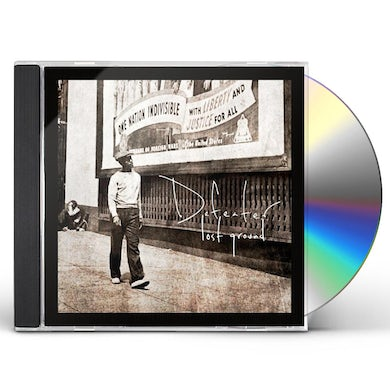 Defeater LOST GROUND CD