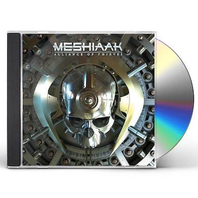 MESHIAAK ALLIANCE OF THIEVES CD