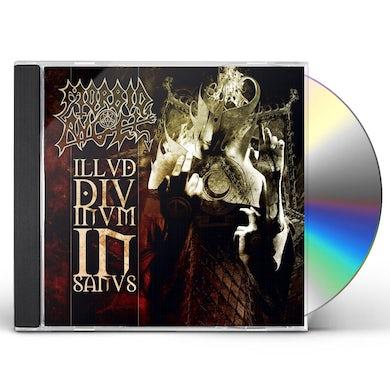 Morbid Angel ILLUD DIVINUM INSAMUS CD