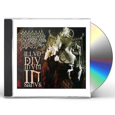 Morbid Angel ILLUD DIVINUM INSANUS CD