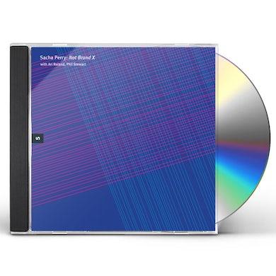 Sacha Perry NOT BRAND X CD