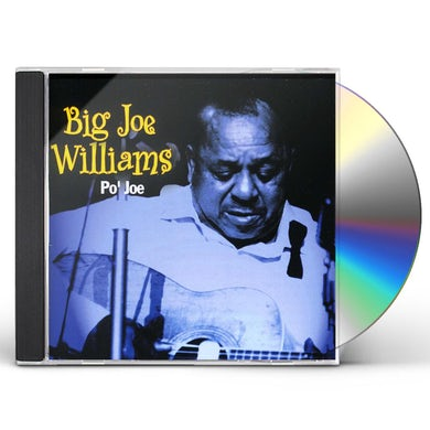 Big Joe Williams PO JO CD