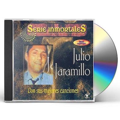 Julio Jaramillo CON SUS MEJORES CANCIONES CD