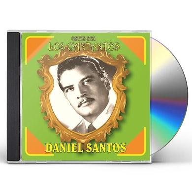 Daniel Santos ESTOS SON LOS CANTANTES CD