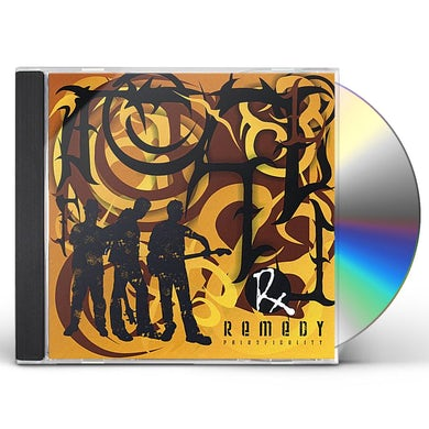 Remedy PALEOFIDELITY CD