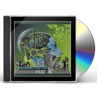 Square Circle MANKIND CD