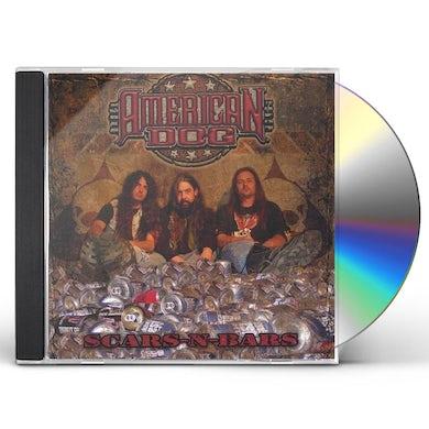 American Dog SCARS-N-BARS CD
