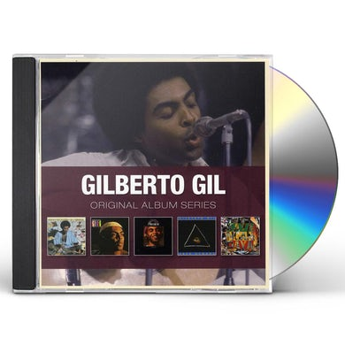 Gilberto Gil ORIGINAL ALBUM SERIES CD