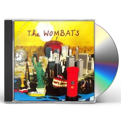 The Wombats CD