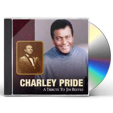 Charley Pride A TRIBUTE TO JIM REEVES CD