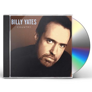 Billy Yates COUNTRY CD