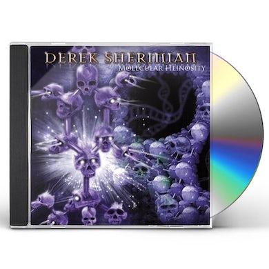 Derek Sherinian MOLECULAR HEINOSITY CD